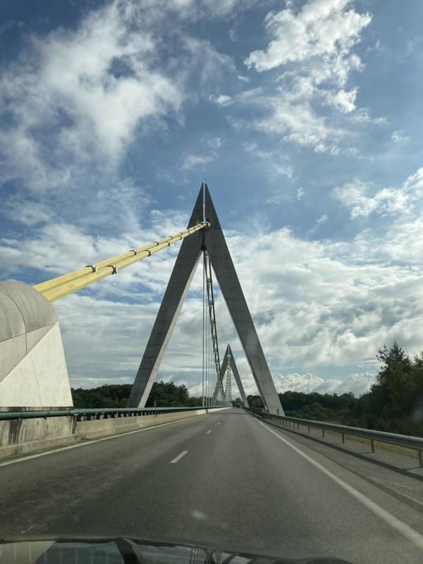 On quitte la Corrèze en passant par le célèbre viaduc du Chavanon. Cap sur Nancy pour le #RadioTour !