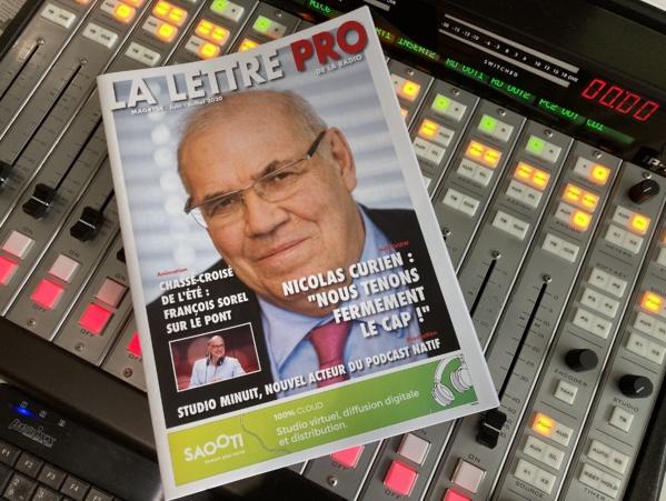Le n° 124 de @lalettrepro est paru. C'est le dernier numéro de la saison 2019-2020. Vous pouvez le télécharger sur notre site, lalettre.pro.