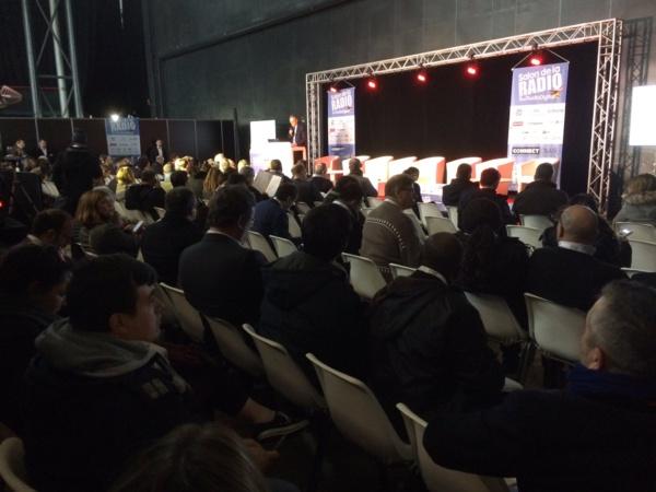 Au #SalonRadio le président du @csaudiovisuel, @romaistre évoque une nouvelle feuille de route pour le DAB+ sur 50 zones supplémentaires.