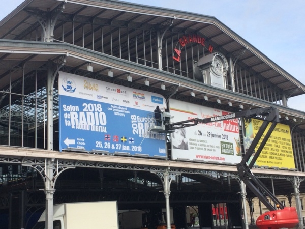 #SalonRadio 2018 : jour J moins 1