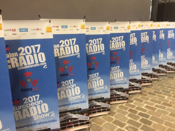 #SalonRadio 2017 : Jour J moins 1