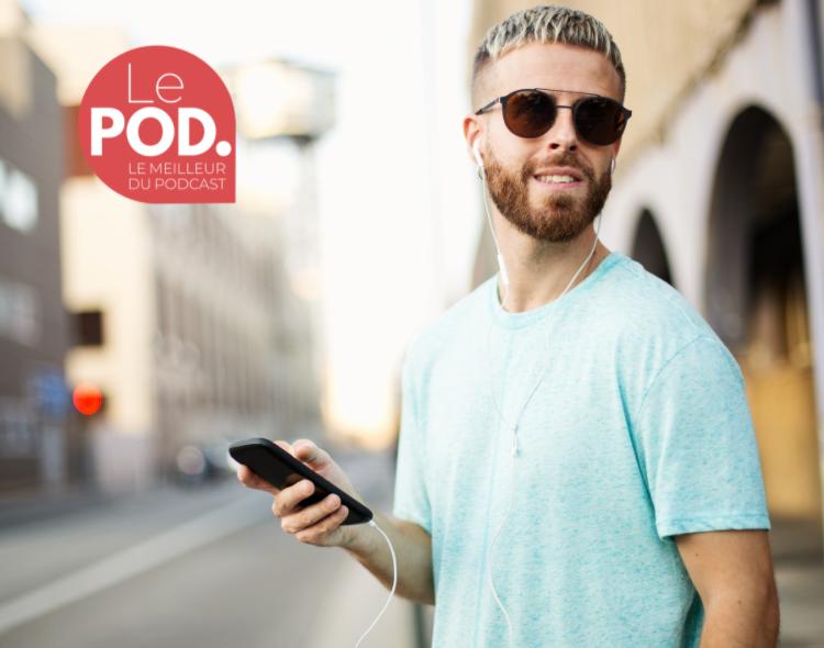 Les Français et le podcast