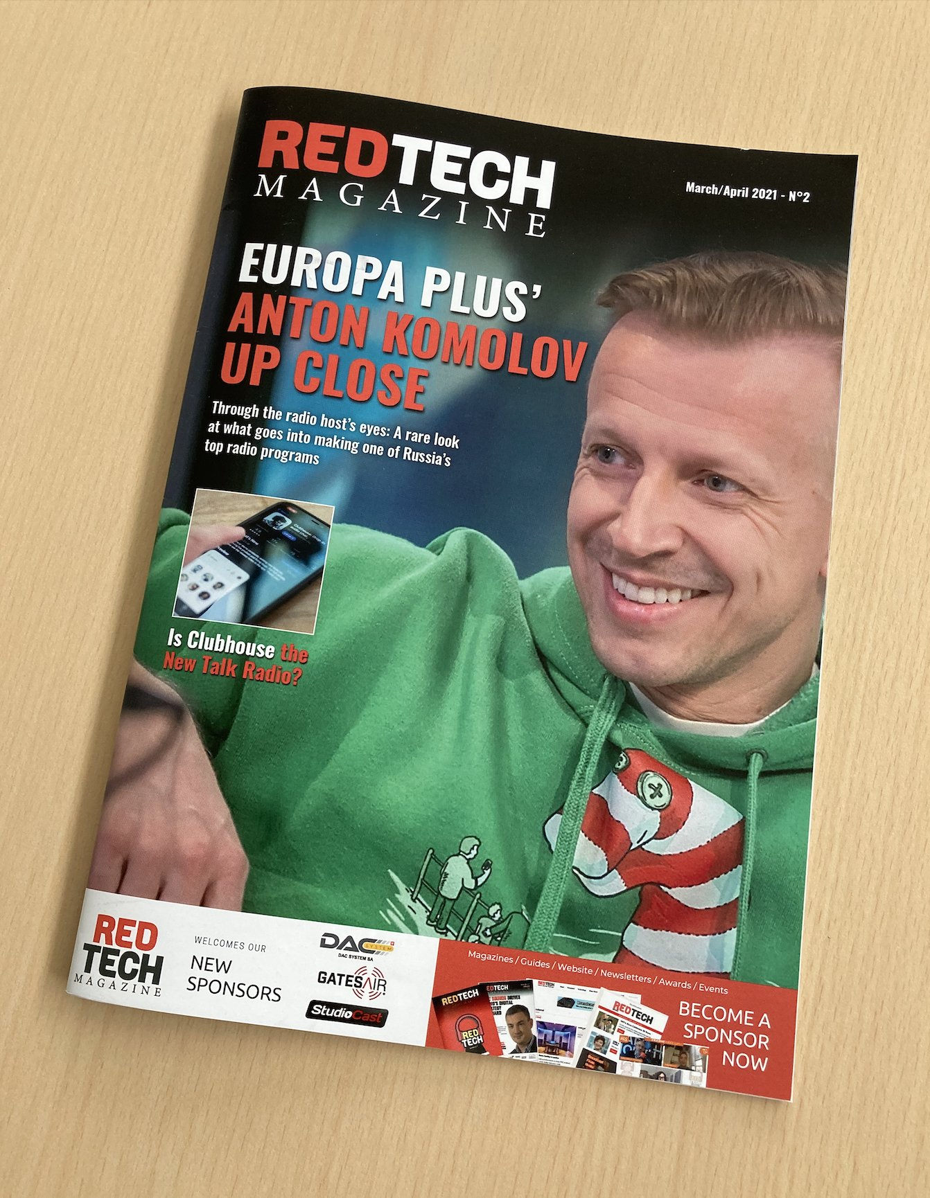If you would like to receive a copy of @RedTechTribe magazine, send us your mailing address to team@redtechtribe.com !