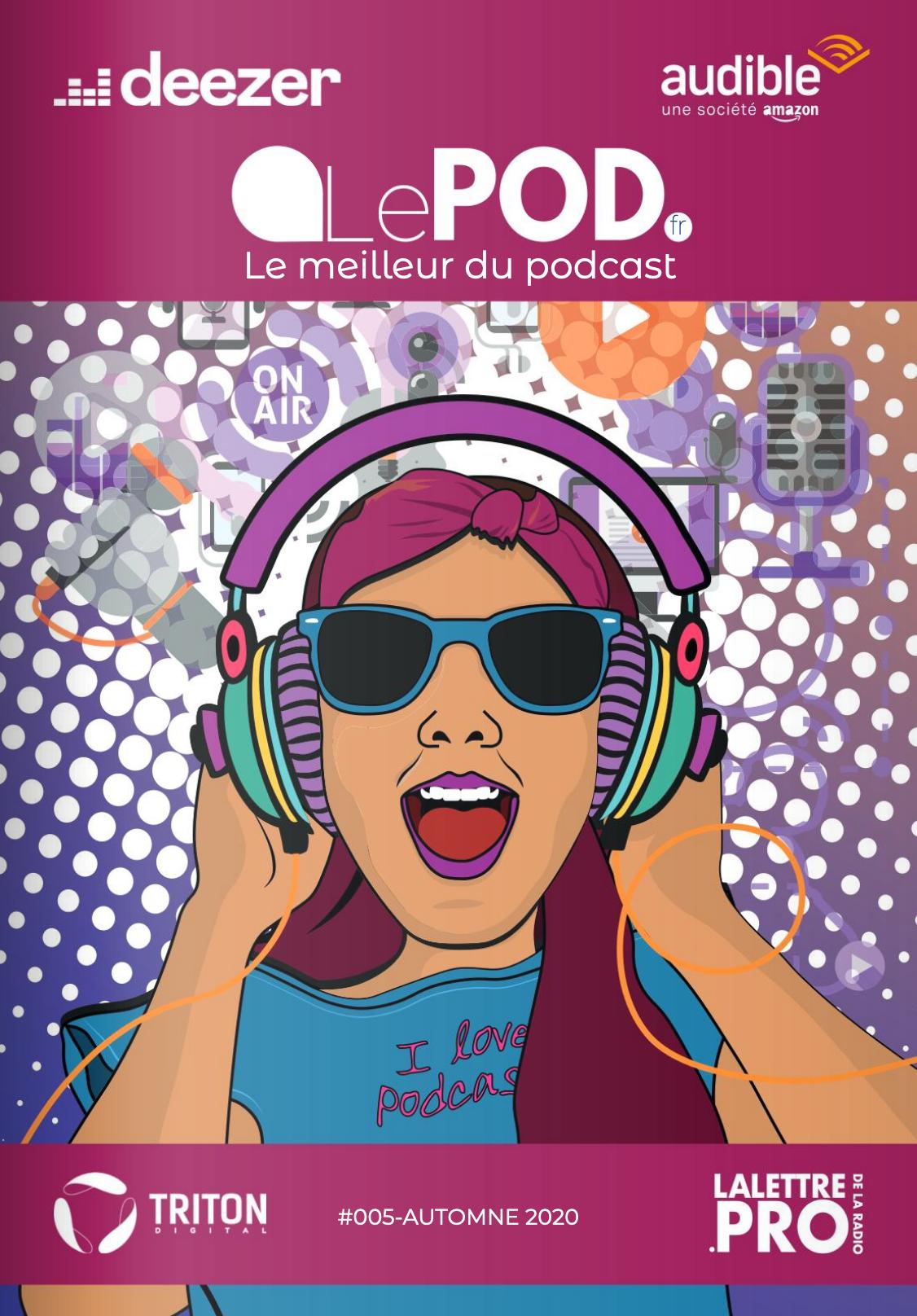 LePOD. : le 5e numéro est disponible en téléchargement