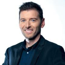 Alain Liberty, dirige avec passion les programmes de Radio Scoop
