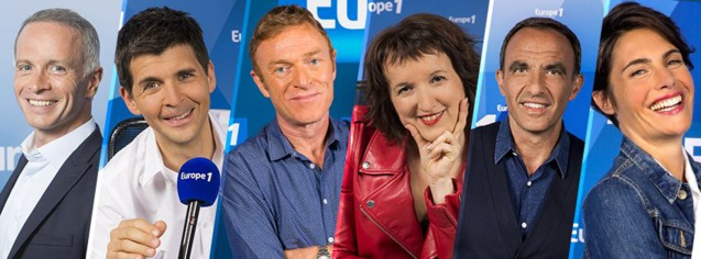 Europe1.fr leader des sites radio
