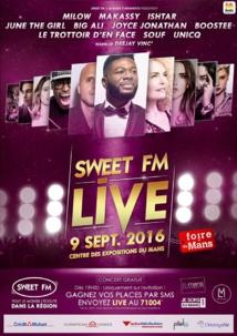 Sweet FM veut continuer à grandir
