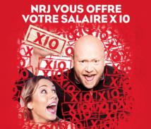 NRJ Belgique multiplie le salaire par 10
