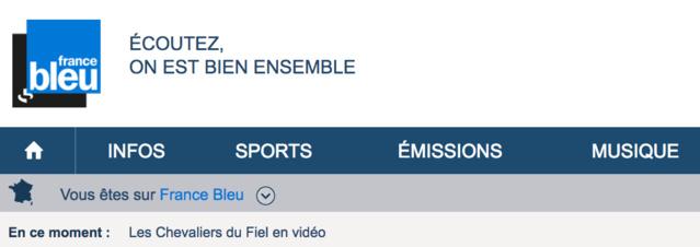francebleu.fr : meilleure audience numérique à Radio France