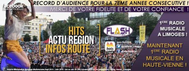 Flash FM : une rentrée sous le si...<br /><br />Source : <a href=