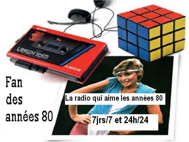 """""""Fan des années 80"""", un revival top niveau !"""