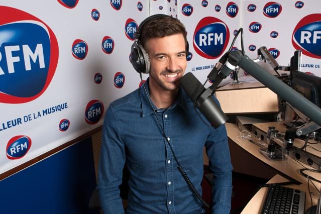 Marc-Antoine Le Bret officie depuis le 29 août sur RFM  ©Alex Mahieu
