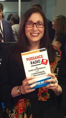 En mars dernier, Valerie Geller présentait son livre traduit en français aux RadioDays Europe