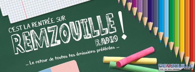 Remzouille Radio fait le plein de nouveautés