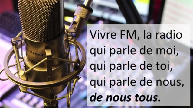 Vivre FM demande une fréquence à Lyon