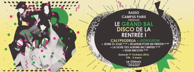 C'est la rentrée pour Radio Campus Paris