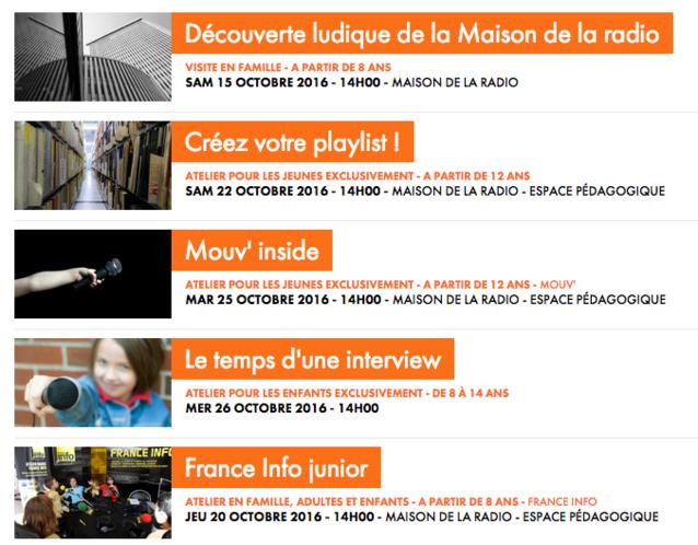 Pas de vacances pour Radio France