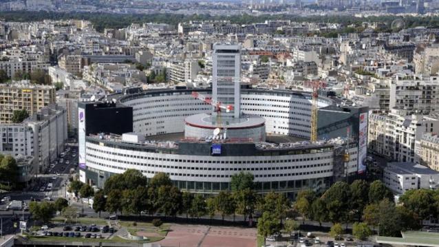 La Maison de la radio siège de Radio France @ Christophe Abramowitz