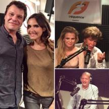 """Les Frères Bogdanov ou encore Joyce Jonathan sont déjà passés par les studios de """"Rock and Talk"""" à Fréquence 3"""