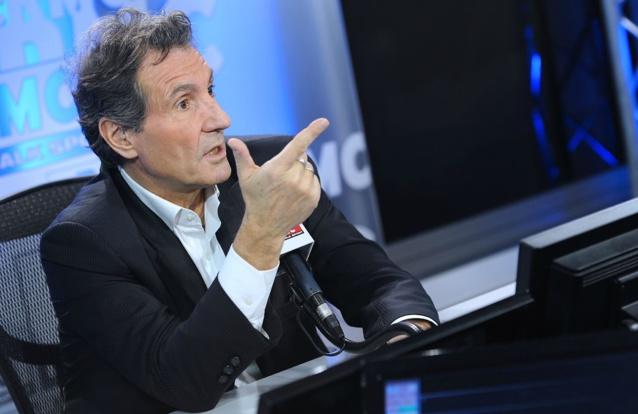 Bourdin booste l'audience de RMC et de BFMTV
