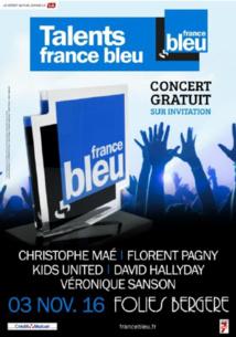 Michel Polnareff, parrain des Talents France Bleu