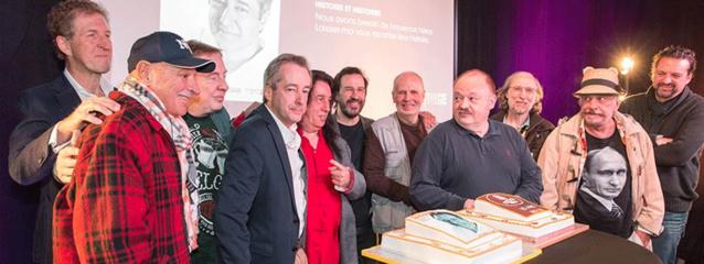 """Brice Depasse fête les 15 ans de """"La Story"""""""
