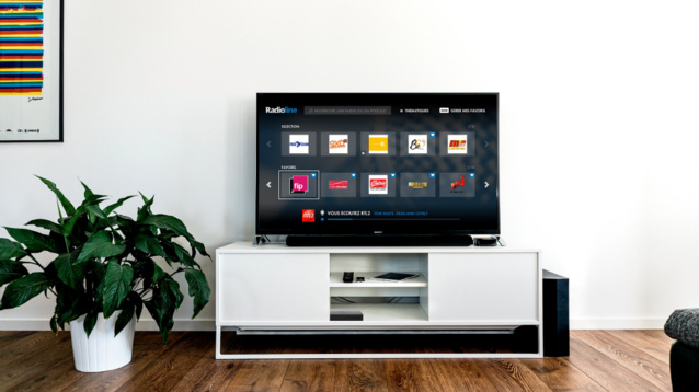 Radioline renforce son partenariat avec Canal +