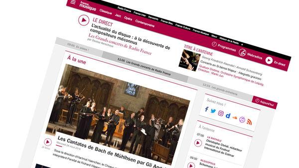 Ce nouveau site devrait encore évoluer avec l'affichage de la programmation musicale en temps réel, l'insertion d'un moteur de recherche et la création d'une rubrique vidéo