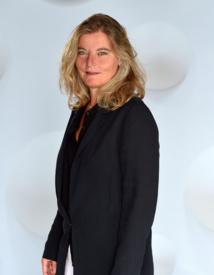Sandrine Treiner, directrice de France Culture. Pour elle, une belle grille de radio peut aussi se propager via le net © Christophe Abramowitz