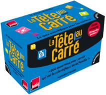 """""""La Tête au Carré"""" dans une boîte de jeu"""