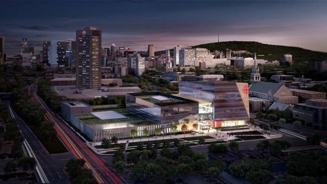 Voici la future Maison de Radio-Canada à Montréal