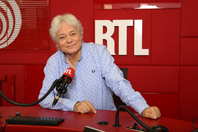Georges Lang @Sipa Press pour RTL