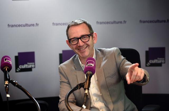 Ce lundi 28 novembre,  Les Matins de France Culture s'installent en direct de Sciences Po avec Guillaume Erner © Christophe Abramowitz