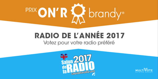 Participez aux Prix ON'R Brandy 2017