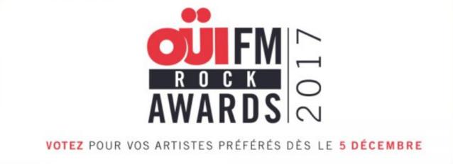 Les Oüi FM Rock Awards sont de retour