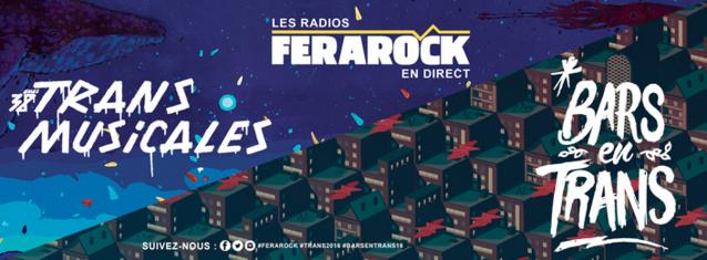 """Les radios Ferarock sont """"en Trans"""""""