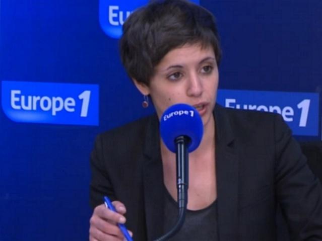Gwendoline Debono grand reporter à Europe 1 a reçu le prix 2016 de la presse diplomatique française © Europe 1