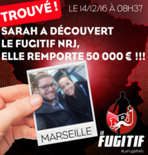 """""""le Fugitif NRJ"""" arrêté à Marseille"""