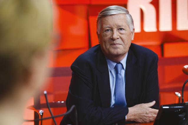 Depuis 50 ans, Alain Duhamel se positionne comme le témoin de la vie politique française ©  Elodie Grégoire