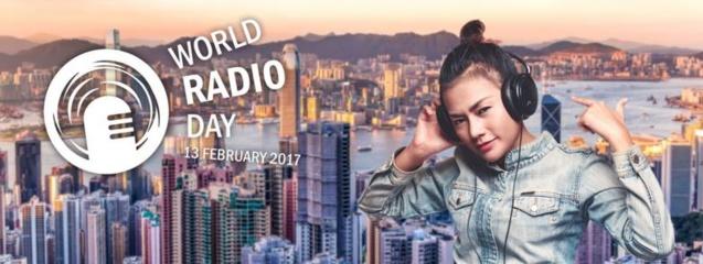 Nouvelle Journée de la radio avec l'Unesco