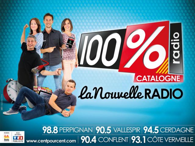 La radio 100% est arrivée dans le Pyrénées-Orientales