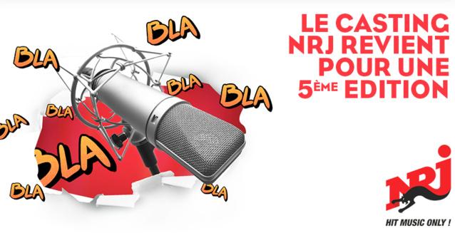 Casting : NRJ Belgique recherche un animateur