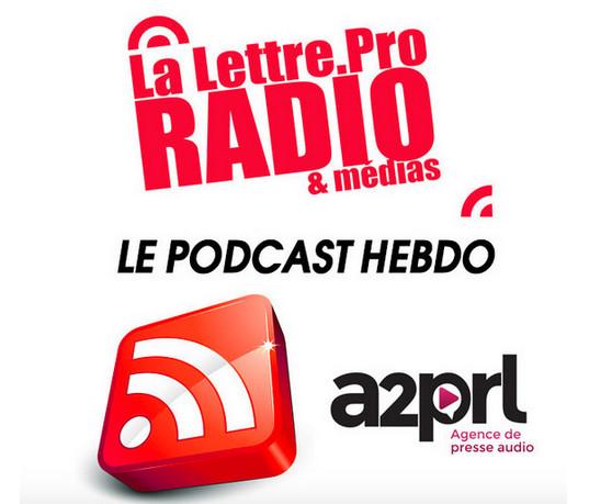 La Lettre Pro de la Radio en podcast #100