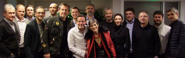 Rémi Castillon a réuni un jury de personnalités qui a retenu 12 finalistes