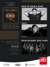 "Une ""Columbia Session"" avec RTL2"