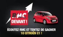 Pour fêter ses audiences, RMC offre 10 voitures à ses auditeurs