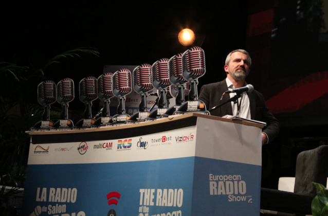 Salon de la Radio : les gagnants des Prix ON'R Brandy
