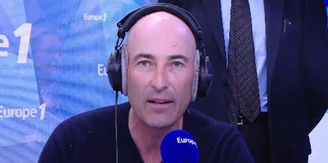 """""""Un très gros dérapage"""" sur Europe 1"""