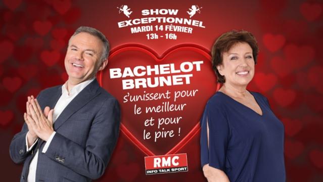RMC : Brunet et Bachelot sur un bateau-mouche