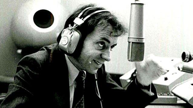 Pierre Bouteiller en 1971 © Radio France